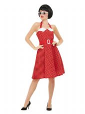 1950's Rockabily Pin Up Costume